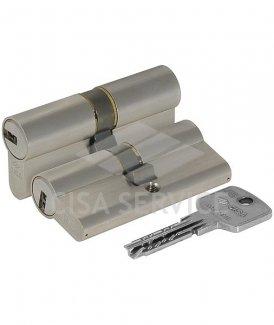OA310.10.0.00.C5 Cisa ASTRAL цилиндр 66 (33x33) кл/кл (никель)