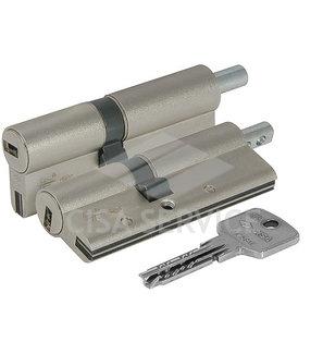 OA3S2.18.0.12.C5 Cisa ASTRAL S цилиндр 80 (40x40) кл/верт (никель)
