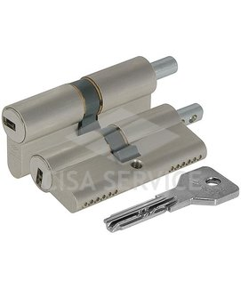 OE302.82.0.12.C5 Cisa ASIX цилиндр 70 (30x40) кл/верт (никель)