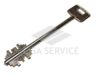 """06521.50.1 Cisa Монтажный ключ для перепрограммируемых сувальдных замков """"New Cambio Facile"""""""