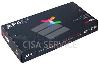 OP3S7.07.0.66.C5 Cisa AP4 S цилиндр 60 (30x30) кл/дл.шток (латунь)