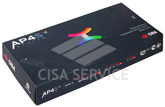 OP3S7.87.0.66.C5 Cisa AP4 S цилиндр 90 (60x30) кл/дл.шток (латунь)