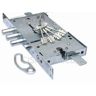 2543RCR0337 Securemme Корпус замка 2543D(правый), 37мм, без нуклео, без ключей