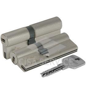 OA3S1.18.0.12.C5 Cisa ASTRAL S цилиндр 80 (40x40) кл/кл (никель)