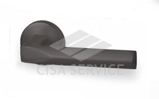 ALMAR Pyramide Velox-Fix  Ручка дверная, черный OPT024